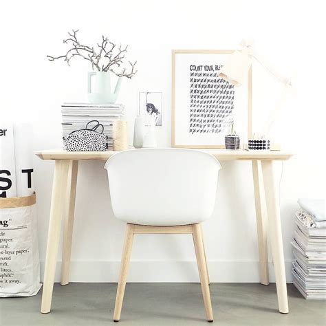 Ikea Arbeitszimmer Tisch by Muuto Fiberchair Ikea Lisabo Desk Bytal Workspace