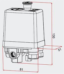 Accessoire Pour Compresseur D Air : wiltec pressostat contr leur de pression pour ~ Edinachiropracticcenter.com Idées de Décoration