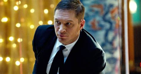 Betting on Tom Hardy as the New James Bond Has Been Suspended