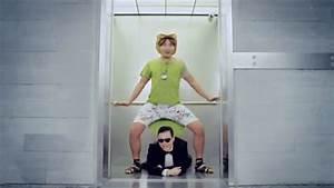 The popular Gangnam Stylee GIFs everyone's sharing