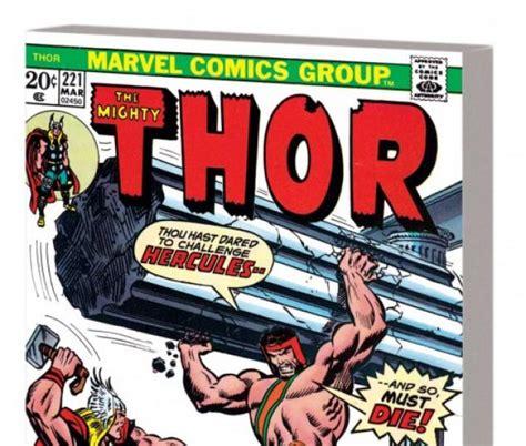thor vs hercules trade paperback comic books comics