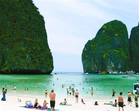 Bangkok And Phi Phi Island And Phuket