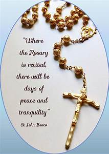 Oct  The Holy Rosary