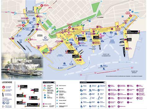 Brest 2016. Le plan complet des fêtes maritimes
