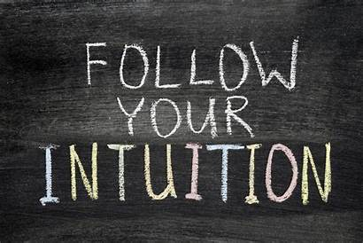 Intuition Follow Guide Let Self Spiritual Signs