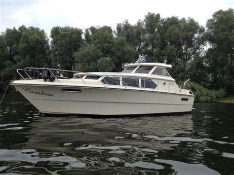 35 Ft Motor Boats For Sale by Fjord 30 Ft Cabin Motor Boat In Netherlands Boats