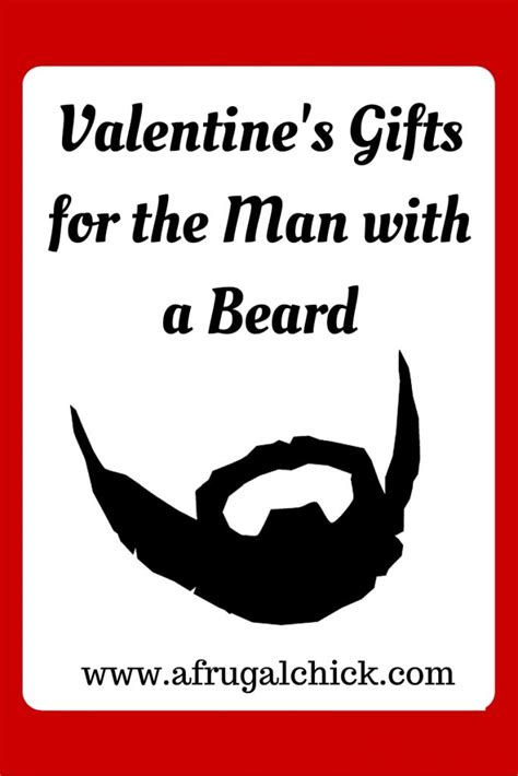 valentines day gifts beard care