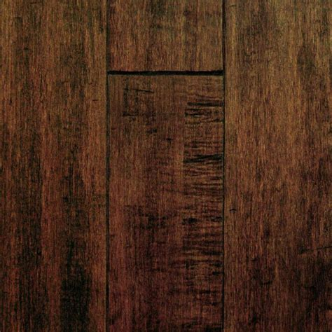 Mullican Flooring Home Depot by Mullican Flooring 5 Inch Maple Caseppuccino Sculpted