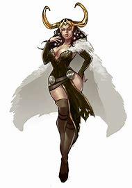 Lady Loki Marvel