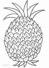 Coloring Pineapple Printable Cool2bkids Sheets Fruits Fruit Tart Printables Pineapples Clipart Awesome Taste Pine Apple Popular sketch template