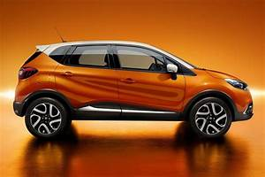 Renault Captur History  Photos On Better Parts Ltd