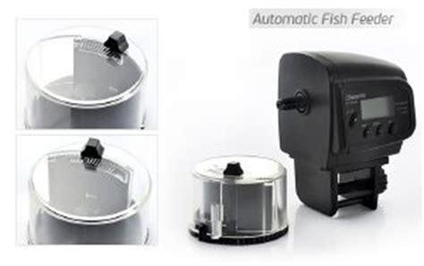 distributeur automatique aliment pour aquarium