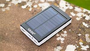 Solar Powerbank Test : g nstigste solar powerbank von grde im test techtest ~ Kayakingforconservation.com Haus und Dekorationen