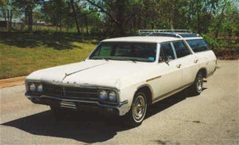 1966 Buick Sport Wagon by 1966 Buick Sport Wagon Station Wagon