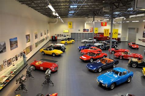 The Amazing Jon Shirley Classic Car Collection  My Car