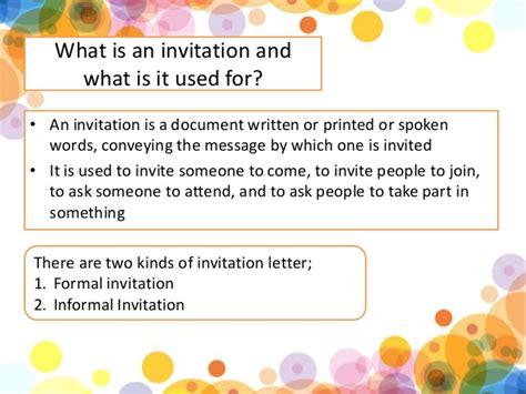 materi writing formal invitation letter invacationstorg