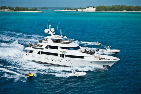 Boat Rental With Captain Nyc by Amarula Sun Yacht Charter Details Westport 40m