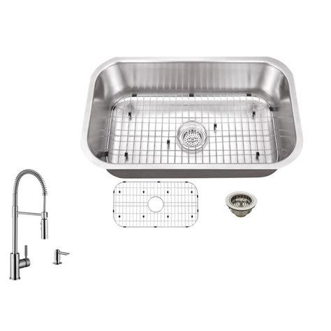 ipt stainless steel sinks ipt sink company undermount 30 in 16 stainless