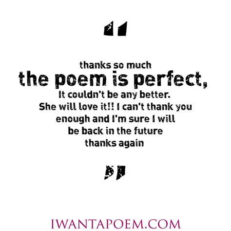 personalised poems    poem