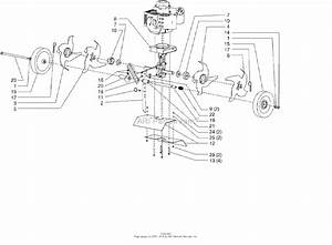 Dr Power Roto Hog Mini Tiller Parts Diagram For Tines