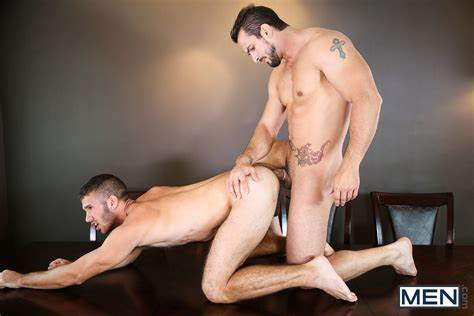 Phoenix And Abella Drilling Man In Orgy