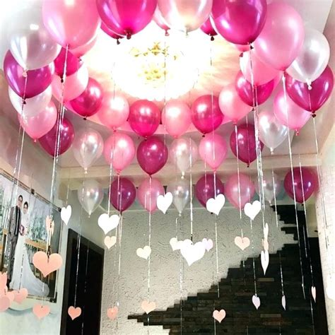 birthday room simple decoration ideas idea in party on baby home decor birthday room decorati