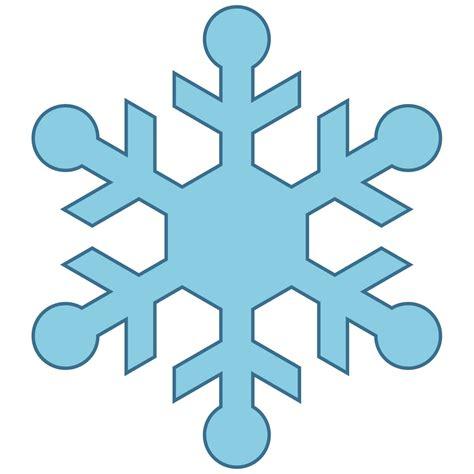 Transparent Background Snowflake Silhouette Snowflake Clip by Free Plain Snowflake Cliparts Free Clip