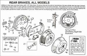 Diagram  Brakes  Rear