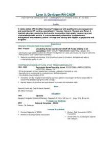 nursing school application resume nursing resume for graduate school admission