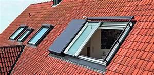 Dachfenster Mit Balkon Austritt : panorama dachfenster azuro roto dach und solartechnologie ~ Indierocktalk.com Haus und Dekorationen