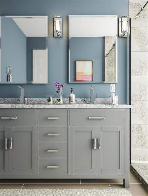 find a new way to present coastal colors in this modern