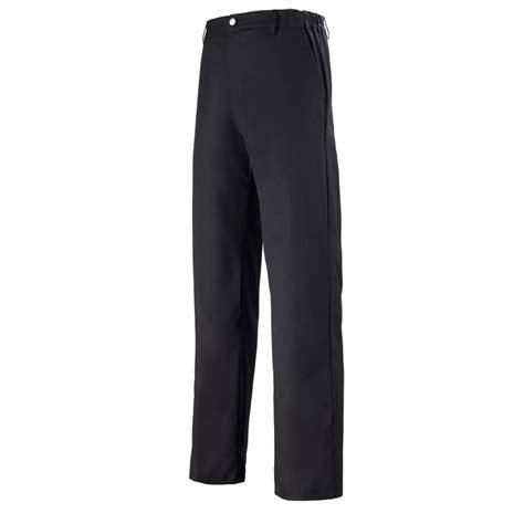 pantalon cuisine pantalon uni lafont pantalons de cuisine