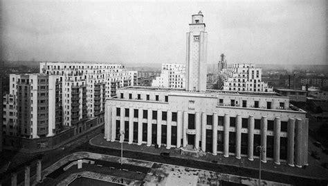l invention de la tour europ 233 enne 4 30 les gratte ciel 1934 224 villeurbanne r 233 alisations