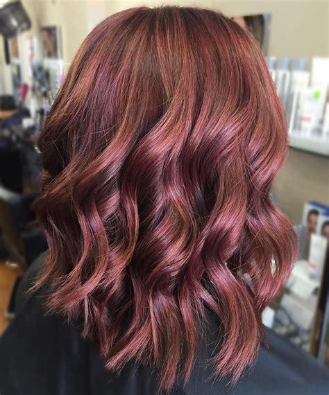 Light Haircolor by Best 25 Light Burgundy Hair Ideas On Hair