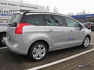 2012 Peugeot Allure 5008 Hdi Fap 165 Climate Control