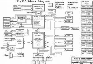 Fujitsu Siemens Amilo Pa 3553 Schematic Wistron P1  P15  U2013 Laptop Schematic