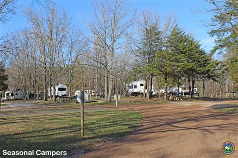 piney campground review land   lakes tennessee