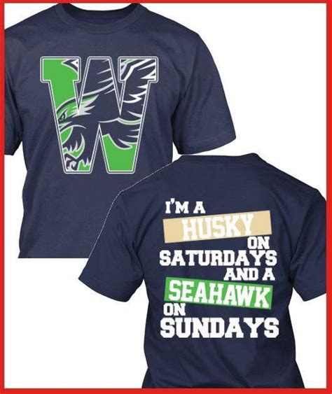 uw  seahawks fan shirt seahawks fan shirts