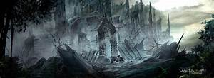 The Art of The Hobbit ~ The Horror of Dol Guldur – Mordor ...