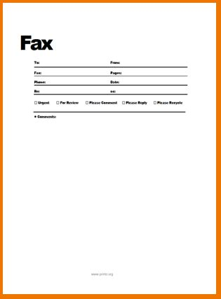 general fax cover sheet teknoswitch