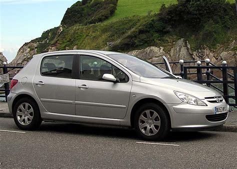 Bilmodel.dk » Peugeot 307