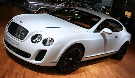 Bentley Sports Car Price