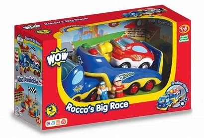 Toys Wow Race Rocco