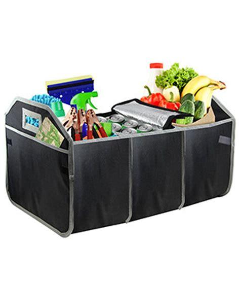 tote folding bag car trunk cargo organizer collapsible bag storage folding