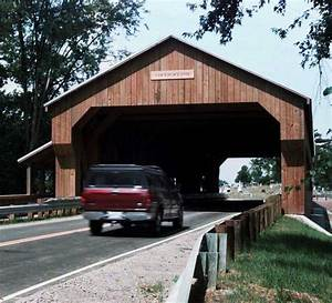 Whispers Of The Past  Ohio U0026 39 S Covered Bridges Are Reminders