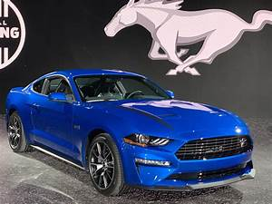 Awesome Happy National Mustang Day! 55 years ago, Ford Mustang stole the show when it debuted at ...