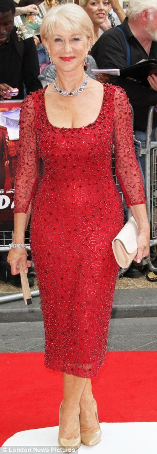 Helen Mirren: The dress that can make ANY middle-aged