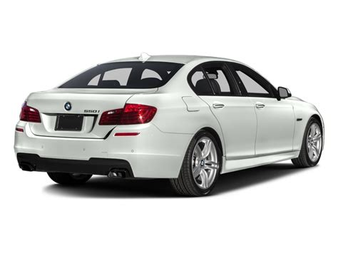 Bmw 5 Series Sedan Picture by 2016 Bmw 5 Series Sedan 4d 550i V8 Turbo Pictures Nadaguides