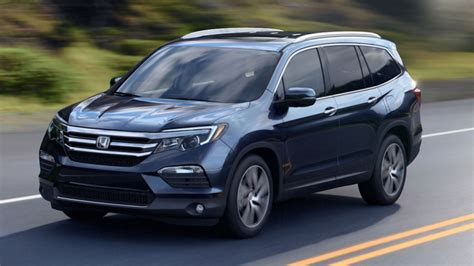suv honda comparison honda pilot 2016 vs ford explorer sport