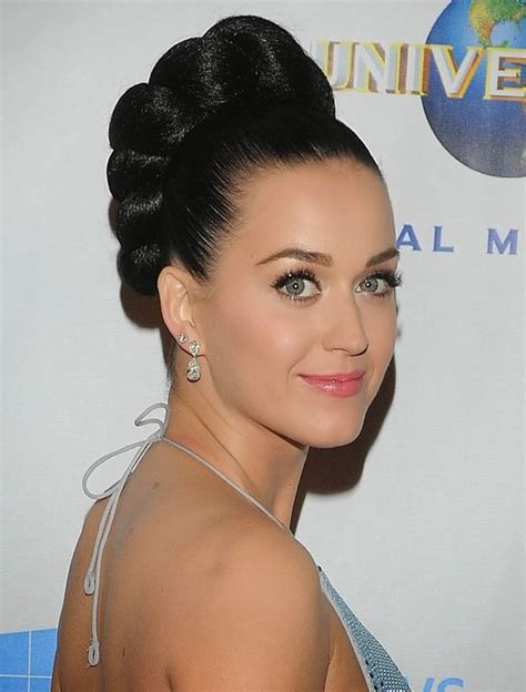 Katy Perry Hot Deep Cleavage in Grammys Party - 12thBlog
